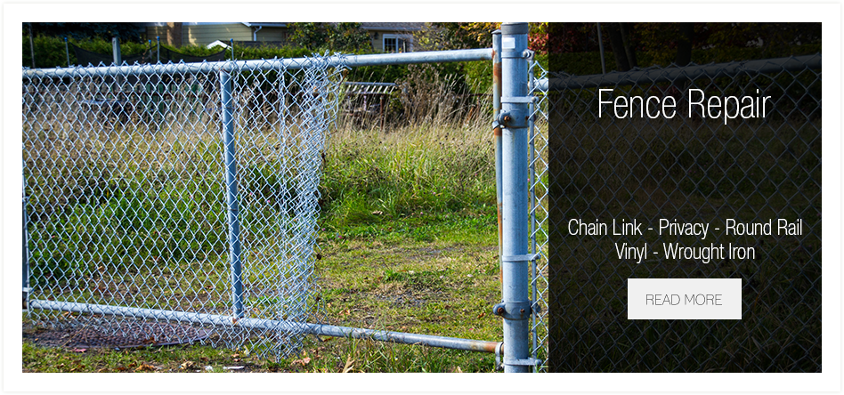 Tulsa Fence Repair